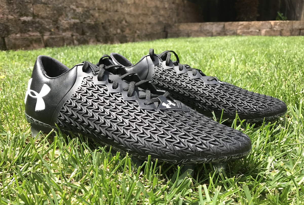 premium selection c23bc 2aaf1 A Detailed Look at the Under Armour Clutchfit 3.0 3D   Soccer Cleats 101