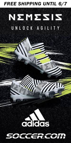 Adidas Nemeziz. Shop SOCCER.COM!
