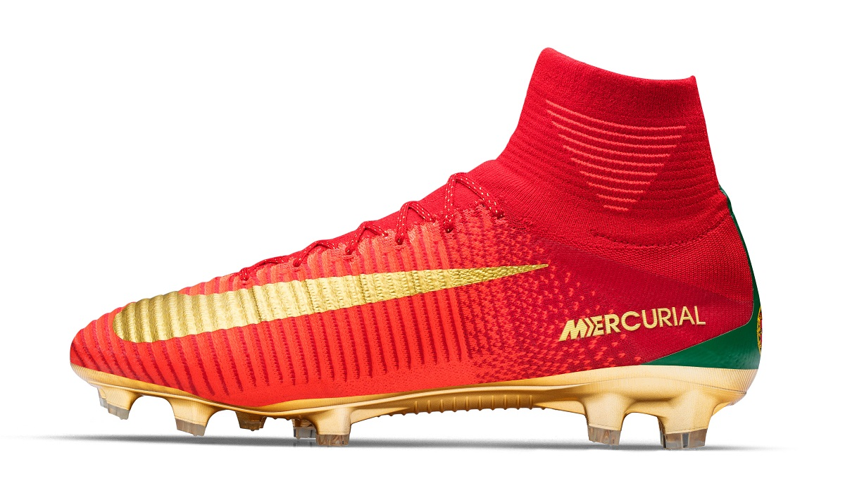 Ronaldo Gets Mercurial Campeoes Cr7 X Portugal Soccer Cleats 101