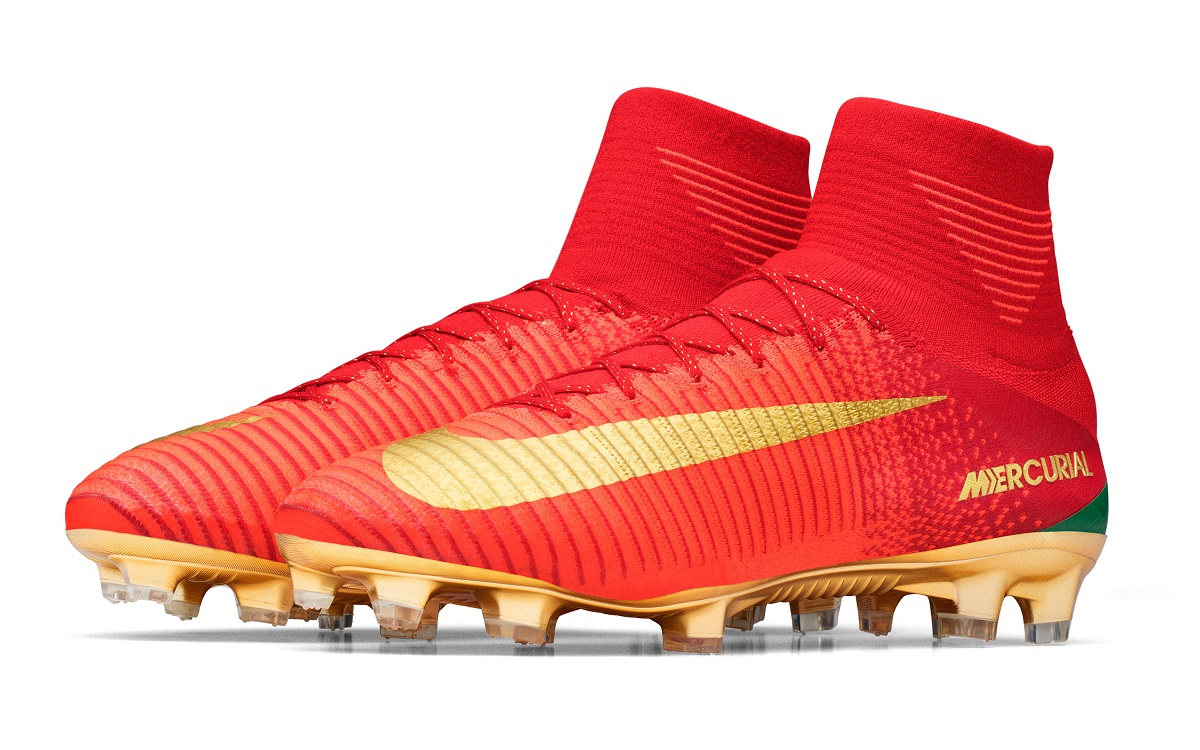 95dbed11 Ronaldo Gets Mercurial Campeões - CR7 X Portugal   Soccer Cleats 101