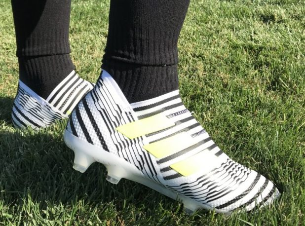 adidas Nemeziz On Foot