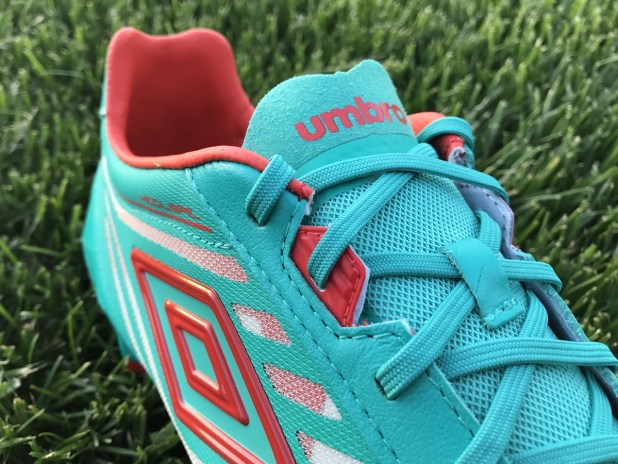 Umbro Medusae Boots Tongue Design