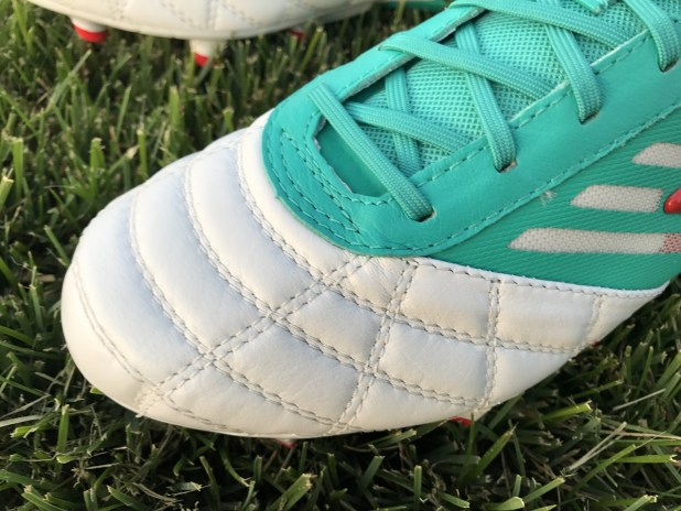 Umbro Medusae Leather Upper + Stitching