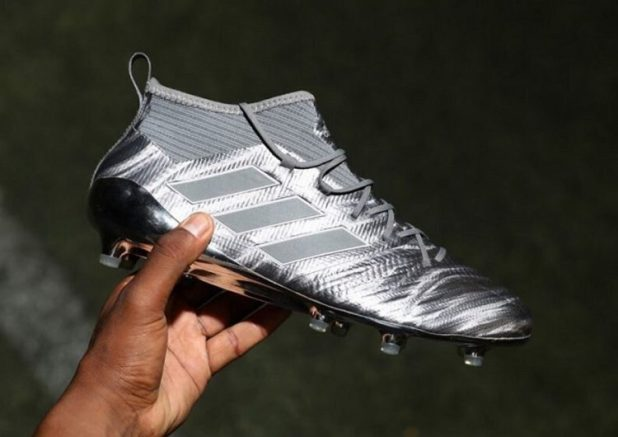 adidas Silver Metallic Ace17.1 Primeknit