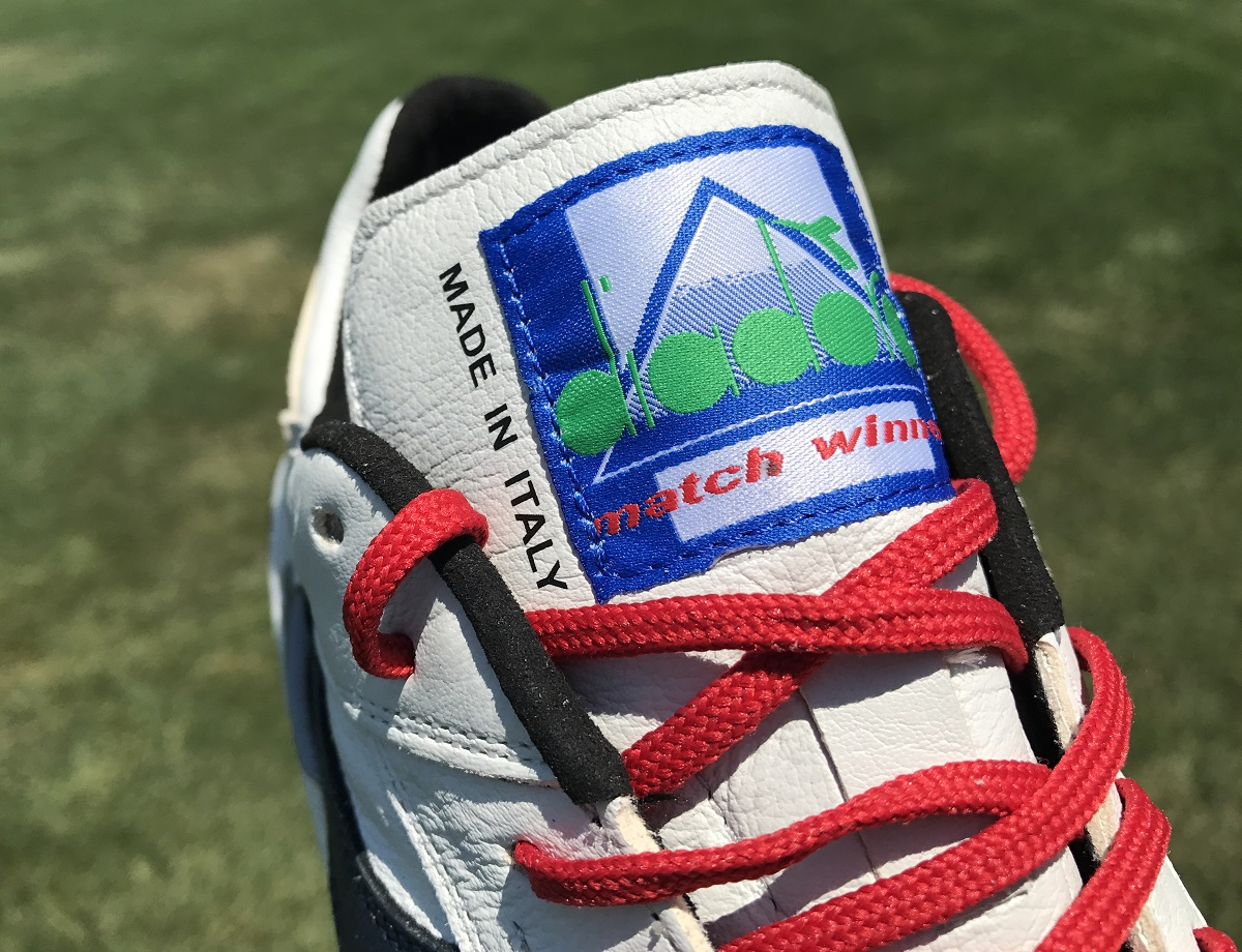 reputable site 08a66 f3c8d Diadora Match Winner RB Made In Italy