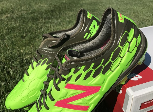 Energy Lime New Balance Visaro 2.0 FG