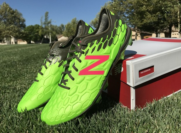 New Balance Visaro in Energy Lime