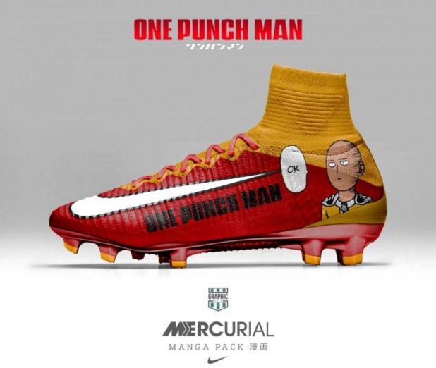 Nike Mercurial Manga OnePunchMan