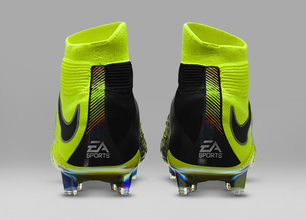 the latest 1cca0 d0f79 Nike Hypervenom 3 EA SPORTS Heel