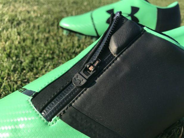 Ua Spotlight Zipper Boots