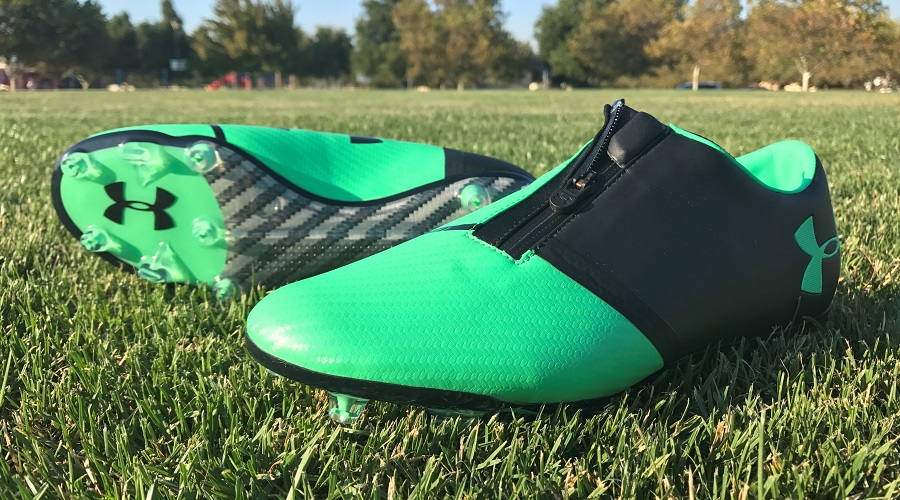 Under Armour Spotlight   Soccer Cleats 101