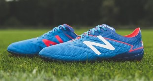 "4e63f4976 New Balance has introduced their latest Furon 3.0 colorway, designed for  players that like to ""Devastate the Defense"". Adding a fresh combination of  Bolt ..."