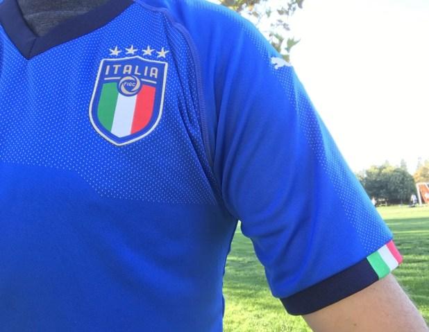 Puma Italy 2018 Jersey