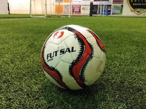 Senda Vitoria Futsal ball