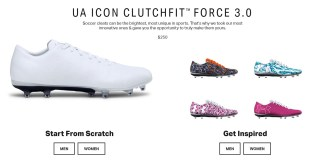 UA Icon Clutchfit Force