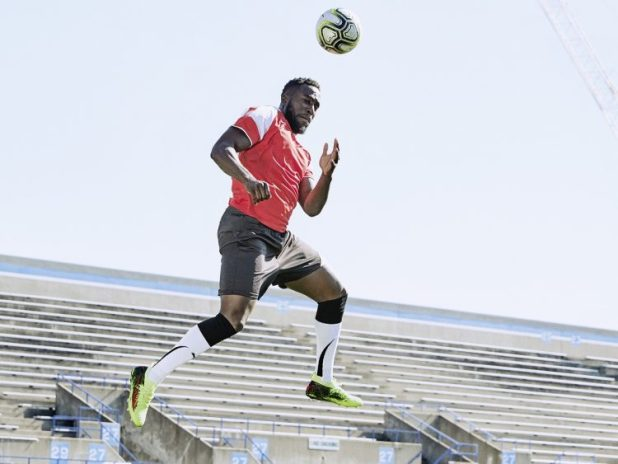 Altidore in Puma Future 18.1