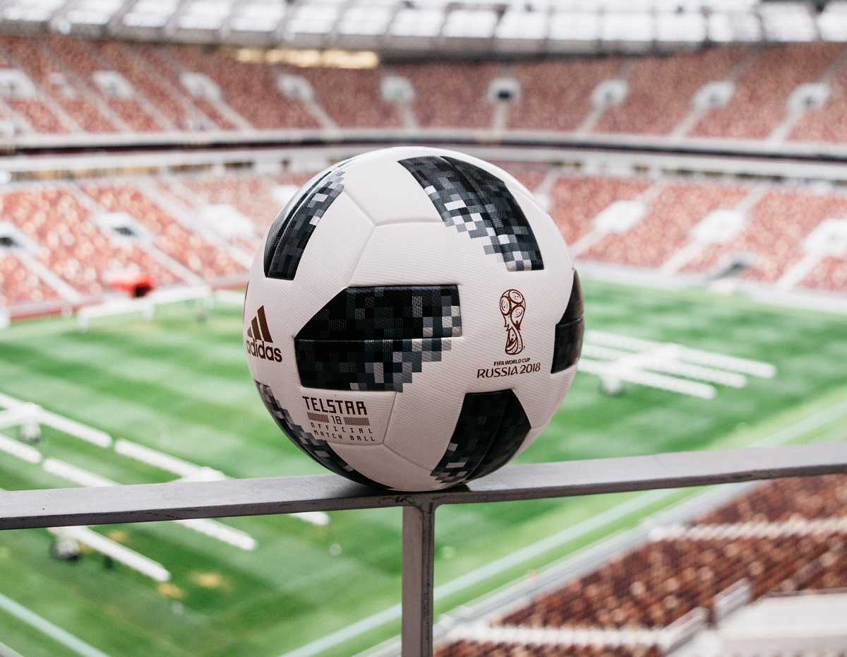 adidas Telstar 18 Released - Official World Cup Match Ball ...