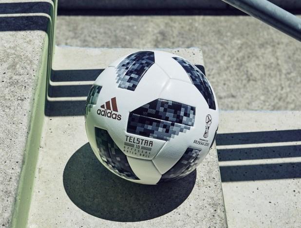 adidas Telstar 18 Soccer Ball