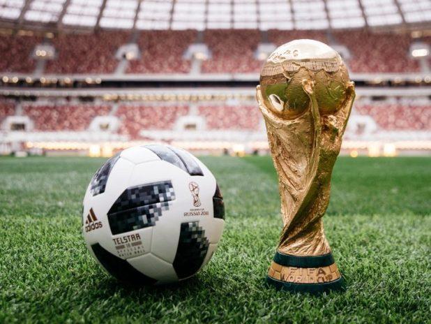 adidas Telstar 18 World Cup Ball