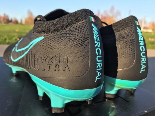 Mercurial Flyknit Ultra Heel Design