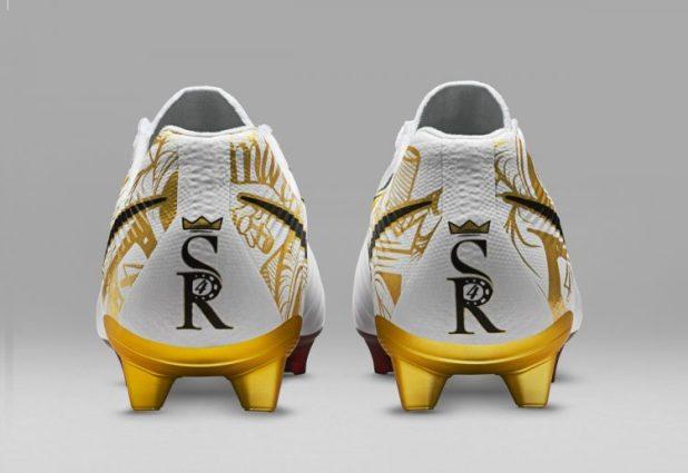 Nike Tiempo SR4 Heel