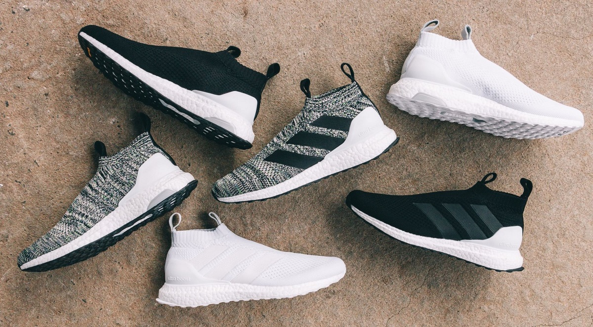 online store 9b881 35817 Limited Edition adidas A16+ UltraBOOST Line-Up Released ...
