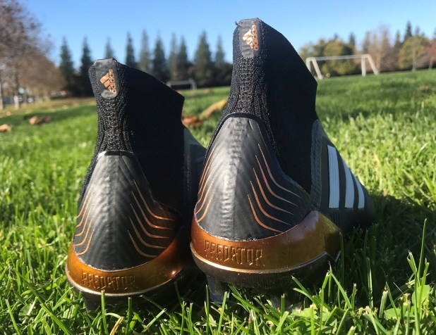 adidas Predator 18+ Heel