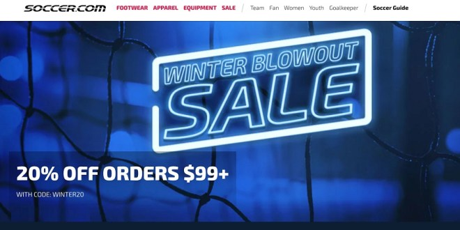 Need New Boots? Winter Blowout Sale Details
