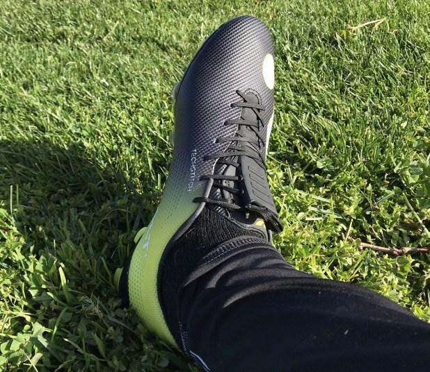 Concave Volt+ TECHSTITCH On Foot