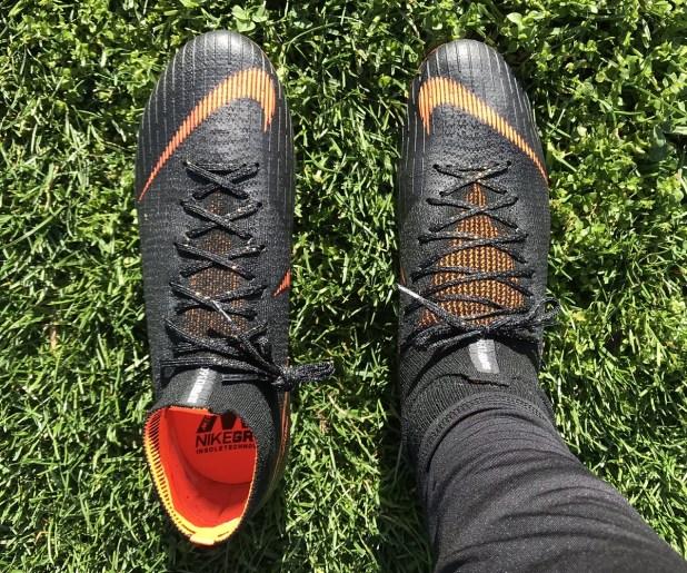 Nike Mercurial Superfly360 Fit On Foot