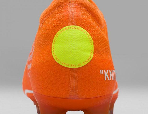 Nike Mercurial Vapor360 x Virgil Abloh Heel