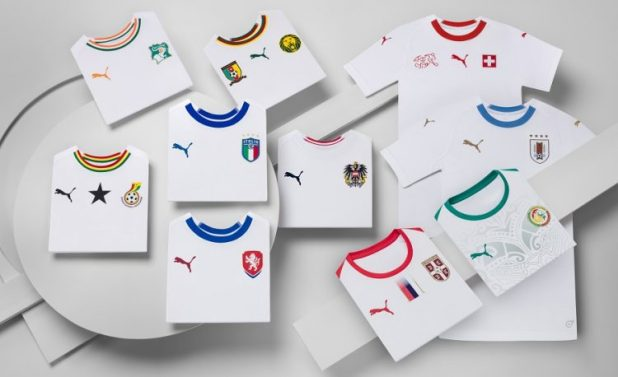 Puma All White Soccer Kits