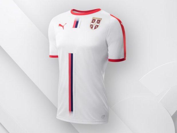 Puma Serbia All White