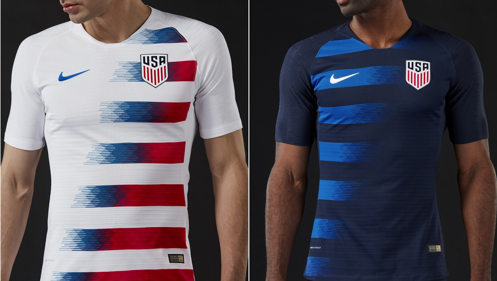 f68f1c4a367 Nike Release USA Home + Away Kits For 2018 | Soccer Cleats 101