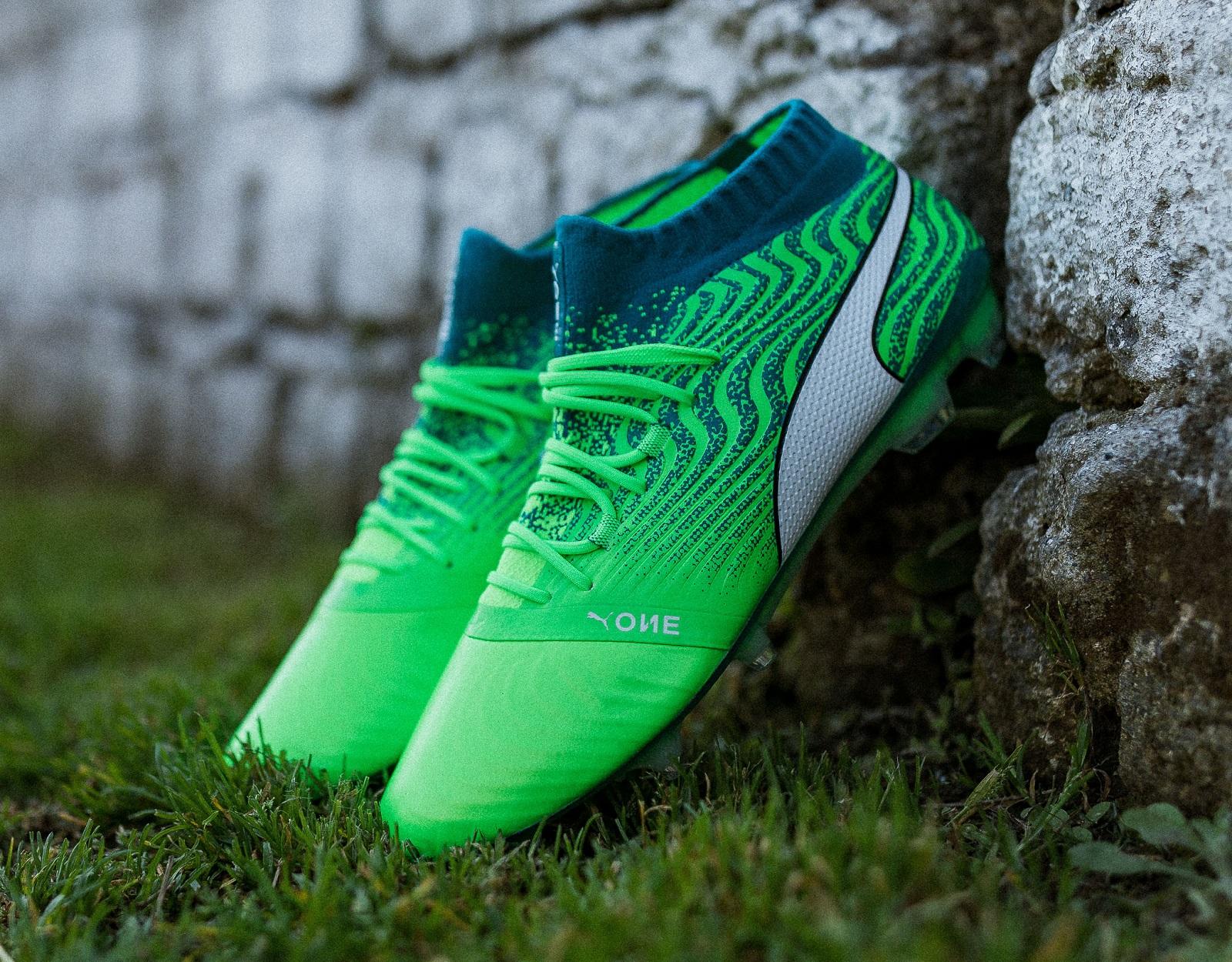 14375e054 Puma ONE 18.1 Frenzy Pack | Soccer Cleats 101