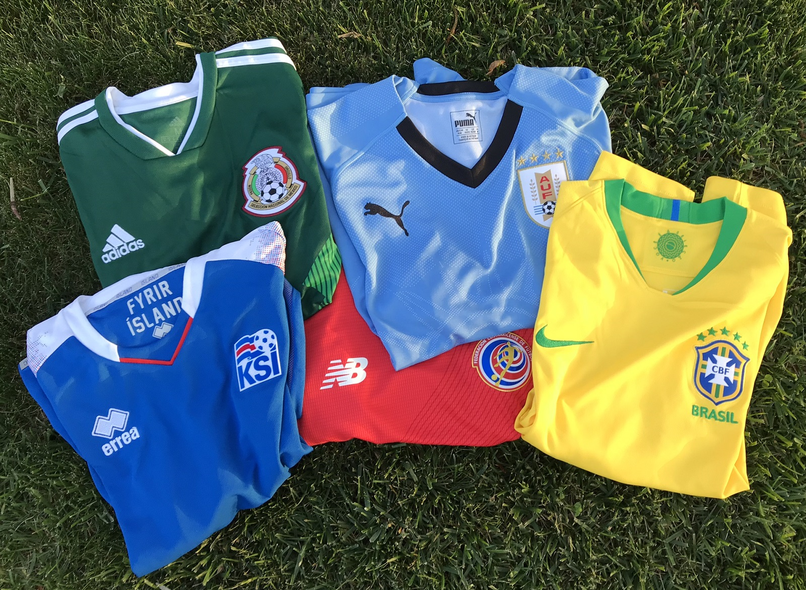 0f41dc80656 World Cup 2018 Jerseys - How Do They Fit? | Soccer Cleats 101