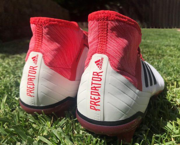 adidas Predator 18.2 Heel