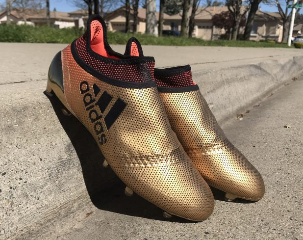 Gold PURESPEED Detailed