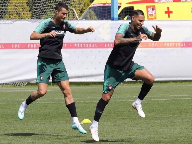 Ronaldo CR7 Portugal Nike Superfly