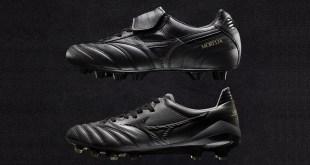 Mizuno Blackout Boots