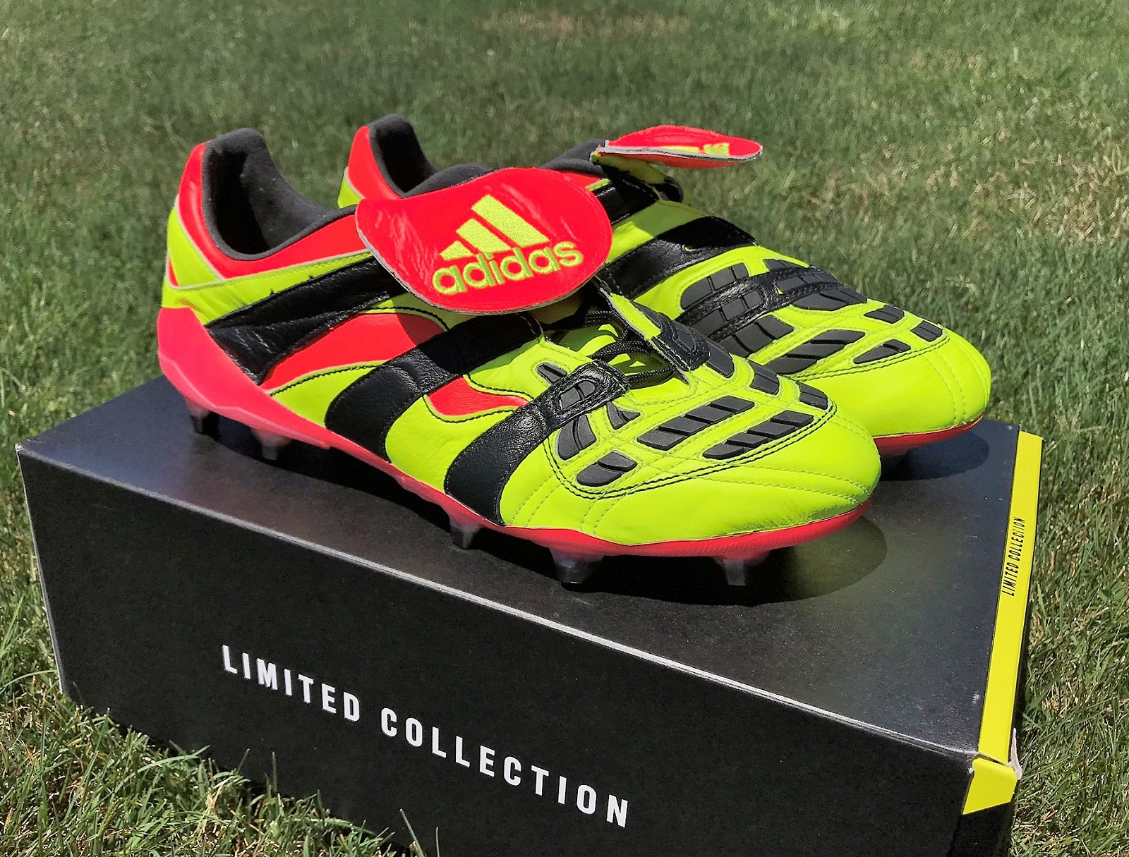 0bd9c34a939d ... order how good is the adidas predator accelerator electricity remake  incredibly good. they have it