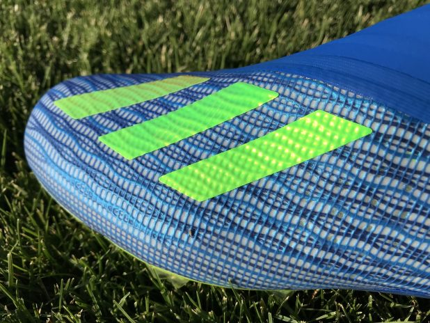 adidas X18+ Purespeed Skeletalweave Upper