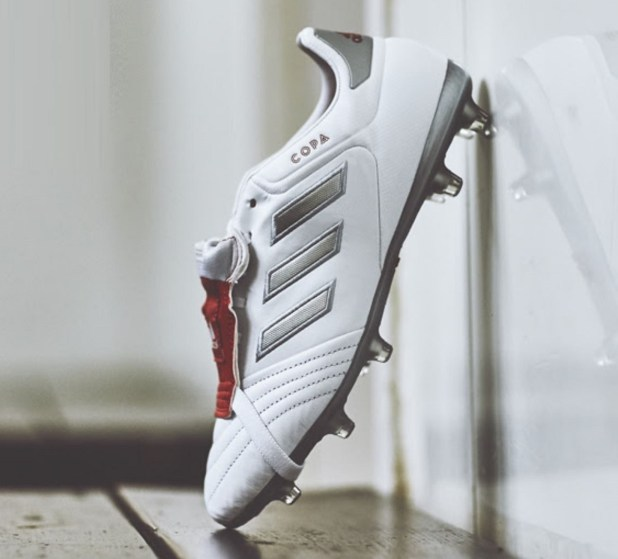 Copa Gloro Limited Edition White and Silver