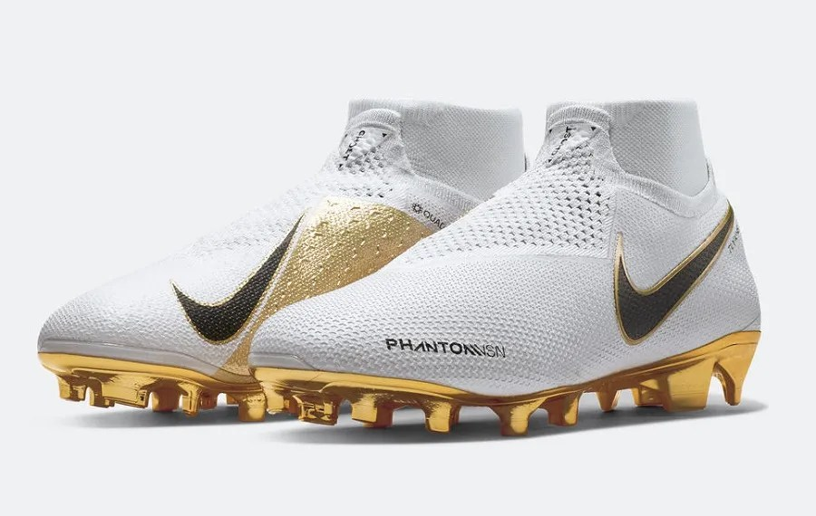 """Nike Phantom Vision Goes """"Gold"""", Limited Edition Release ..."""