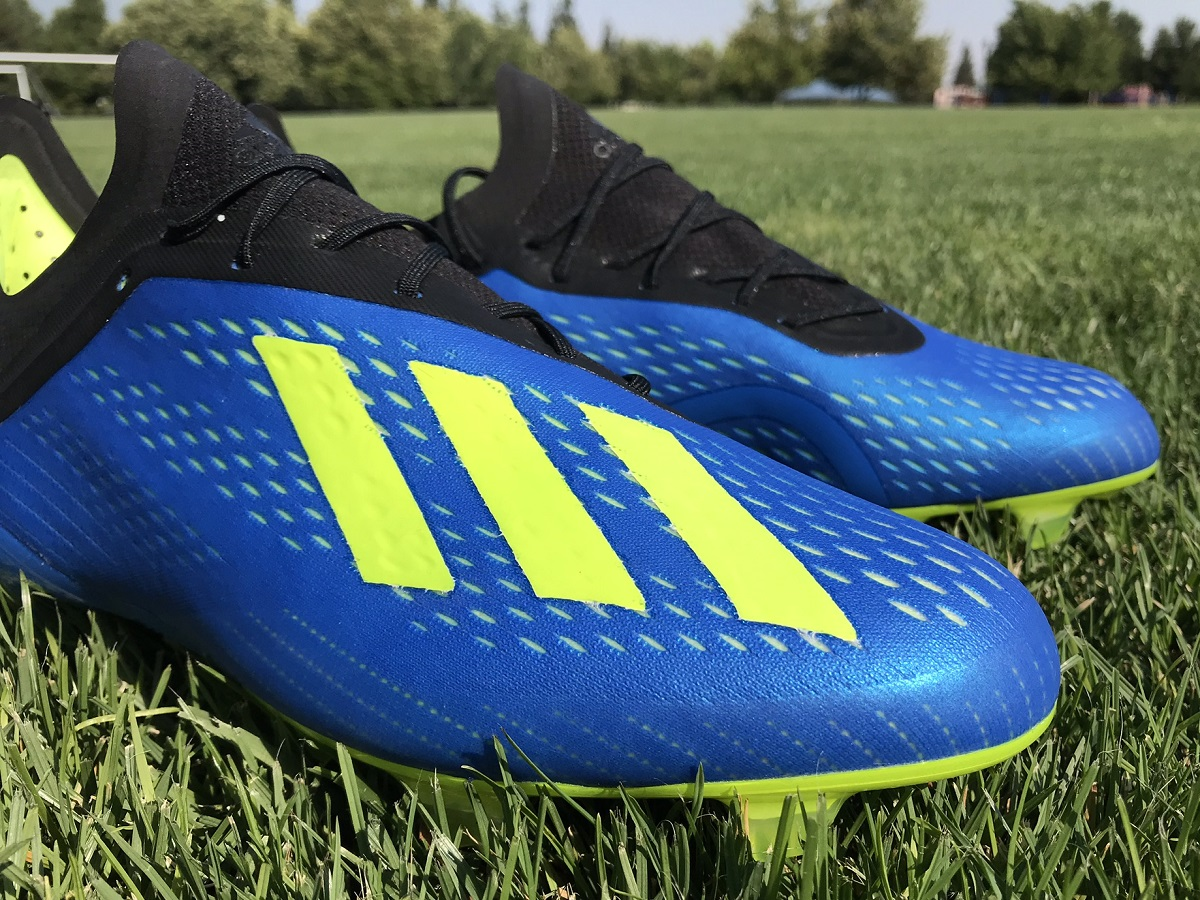 adidas X18.1 Boot Review | Soccer