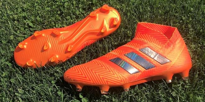 572ce079ff5e adidas Nemeziz 18+ Boot Review | Soccer Cleats 101