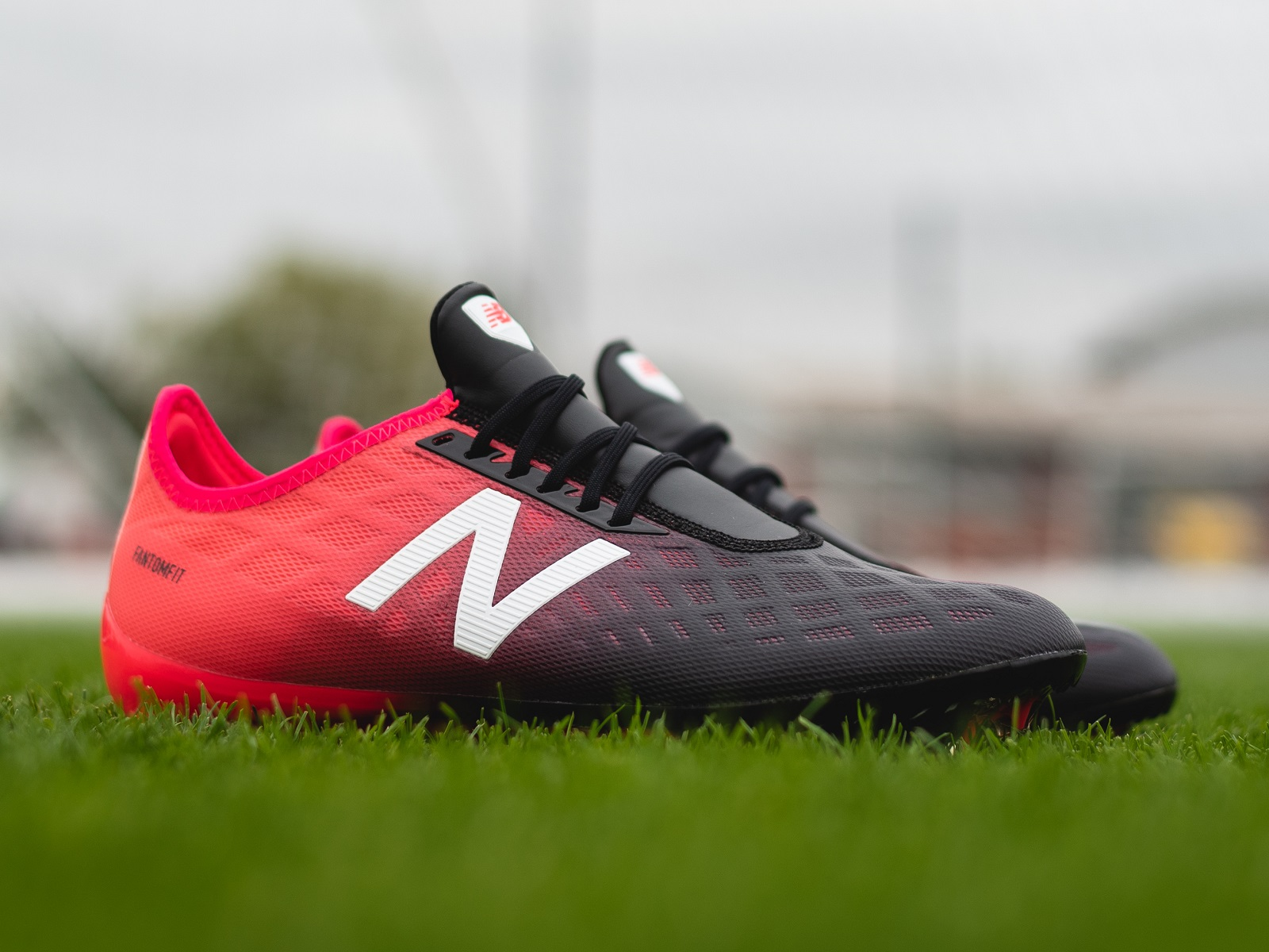 9d04003ecfb0 New Balance Furon 4.0 Black/Bright Cherry Released | Soccer Cleats 101