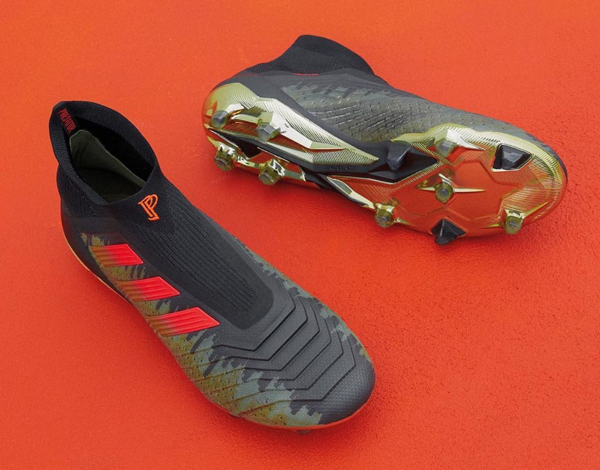 d4abccfffbfd Paul Pogba PP Collection Season 4 Released