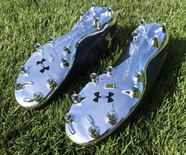 UA Magnetico Pro Silver Chrome Soleplate