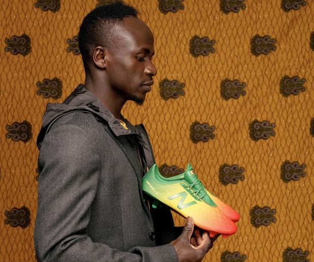 Sadio Mane with Nw Furon 4.0